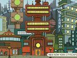 Новый Нью-Йорк