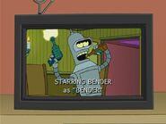 Bender Should Not Be Allowed On TV
