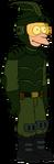 DOOP Soldier Fry