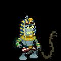 Bender Pharaoh action.png