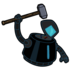Robot 1-XS Space Black Destroy Himself.png