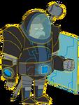 Power Suit Scruffy