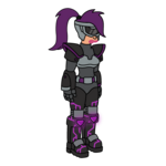 Power Suit Leela