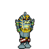 Bender Pharaoh yay.png