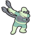 Doc Lobster Do the Dab Action.png