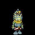 Bender Pharaoh idle.png