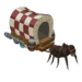 Decoration Spider Drawn Wagon.png