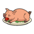 Amazonian Amy Pig Out.png