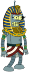 Pharaoh Bender
