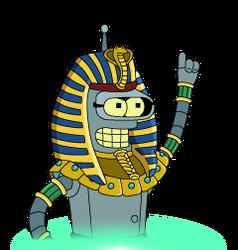 Goal Pharaoh Bender.png