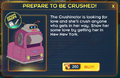 Crushinator Popup.png