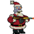 Robot Santa Claus action.png