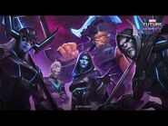 May Update- the Black Order!