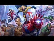 December Update- Dark Avengers!