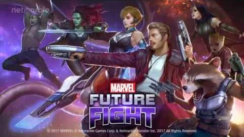 MARVEL Future Fight Meet Guardians of the Galaxy VOL