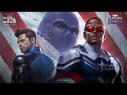 June Marvel Studios' The Falcon and the Winter Soldier inspired Update!