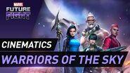 Warriors of the Sky Cinematic Trailer