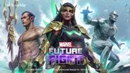 MARVEL Future Fight August Update! Marvel's 80th Anniversary!