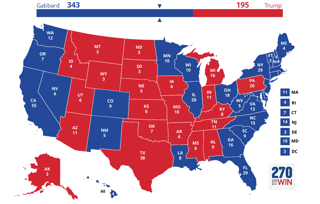 2020 Presidential Election (Devo1992 World)
