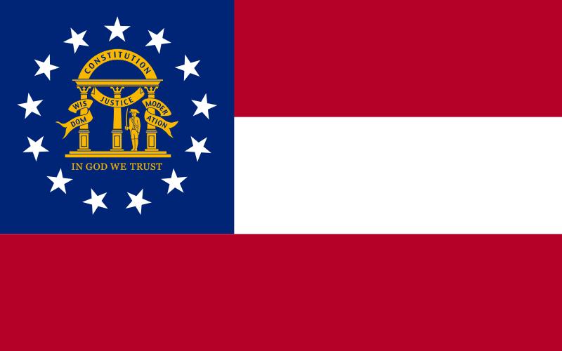 Country data Georgia (U.S. state)