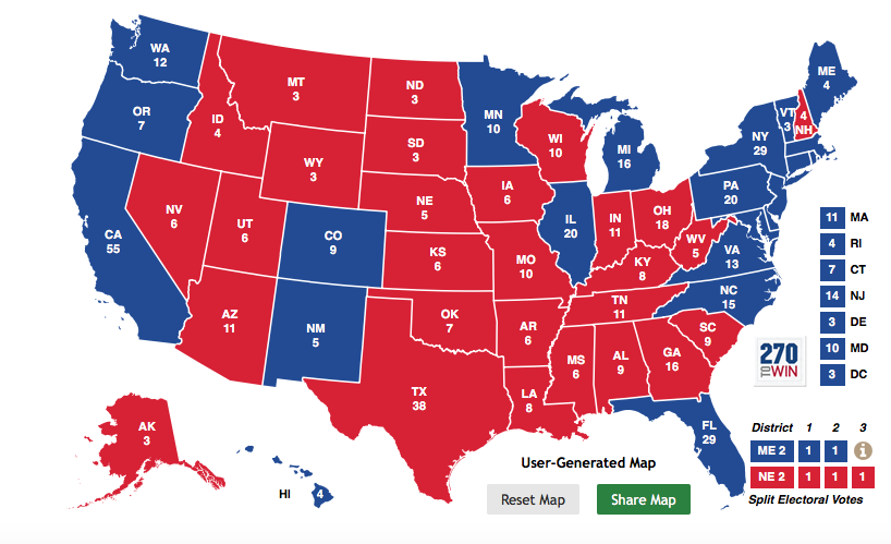 2024 US Presidential Election (Betaverse)