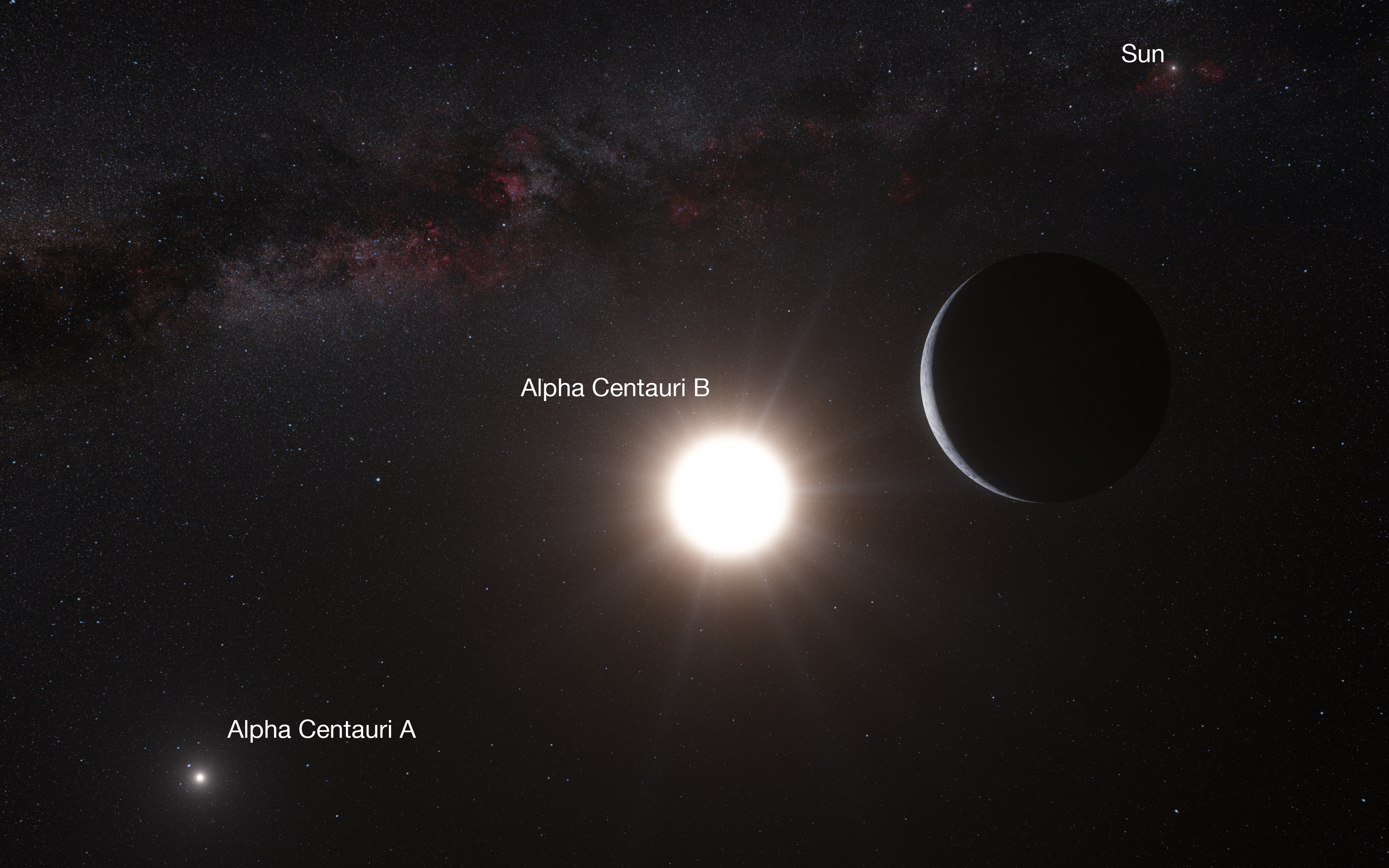 Alpha Centauri (Ascension)