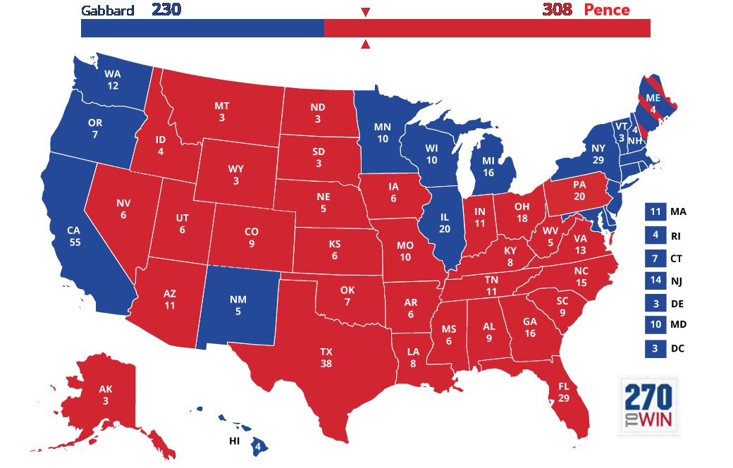 2024 United States General Election (WarGeek)