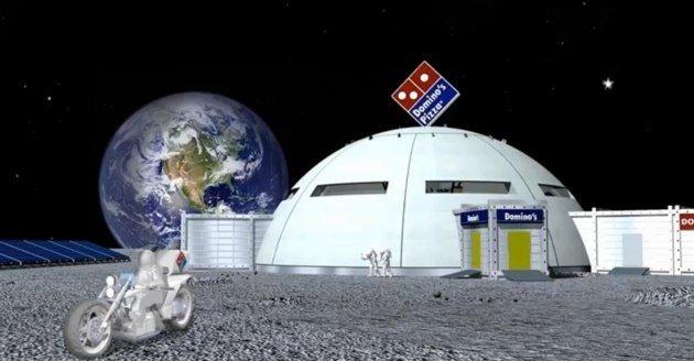RyansWorld: Domino's Pizza