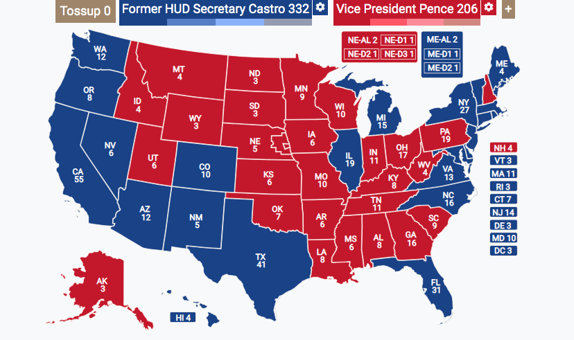 2024 United States Presidential Election (Pandemonium)