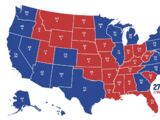 2028 United States Presidential Election (Haley, Harris)