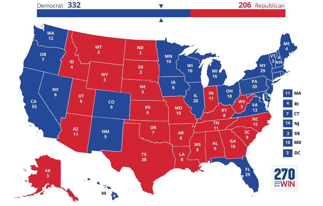 2020 U.S. Presidential Election (Awesomefan01)