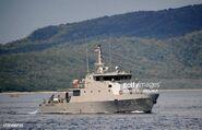 Indonesian vessel