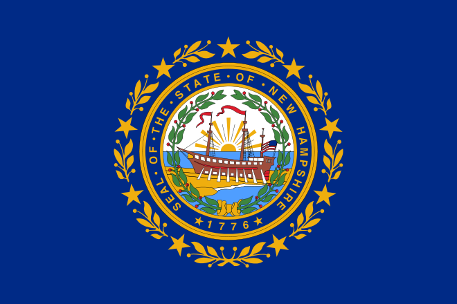 Country data New Hampshire