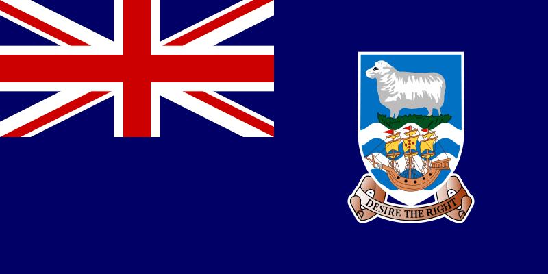 Country data Falkland