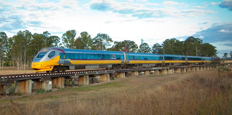 Regional Rapid Rail (Scenario: The World's Liferaft)