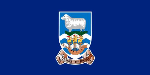 Country data Falklands
