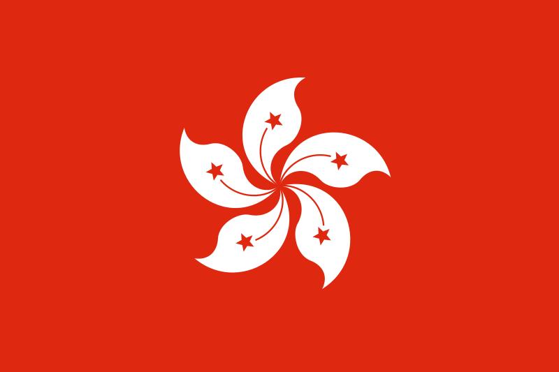 Country data Hong Kong