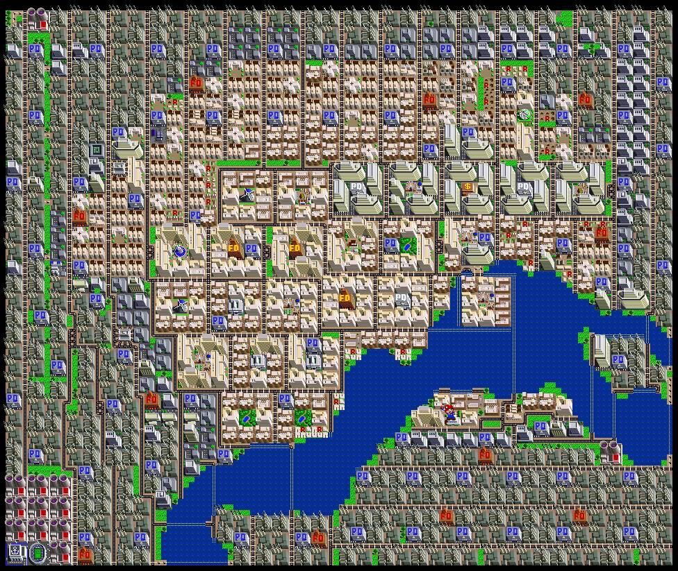 RyansWorld: SimCity