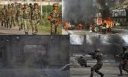 Operation - Bharat collage