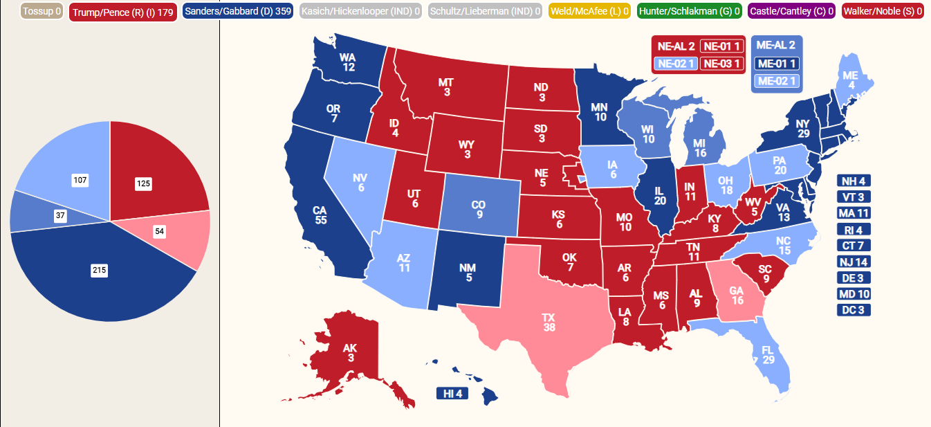 2020 United States presidential election (CameronHW)