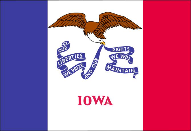 Country data Iowa