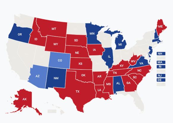 2020 U.S Senate elections (Ultra's World)