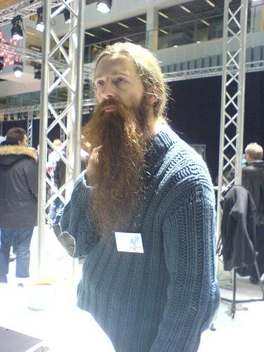 Interview: Aubrey de Grey