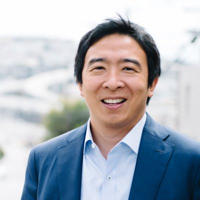 2020 U.S Presidential Election (Democrat Yang)
