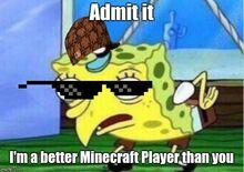 I'm a better Minecraft player.jpg