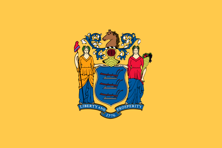 Country data New Jersey