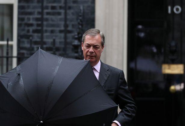 Nigel Farage (What Awaits Us)