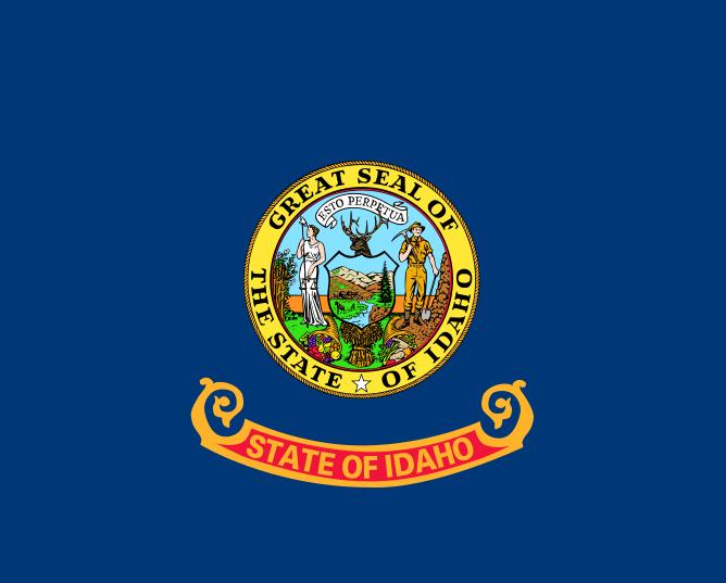 Country data Idaho