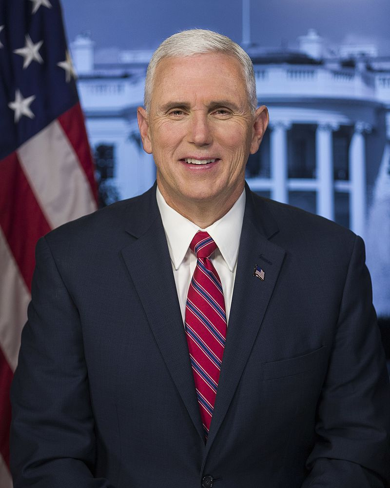 2020 US Presidential Election (Pence Timeline)