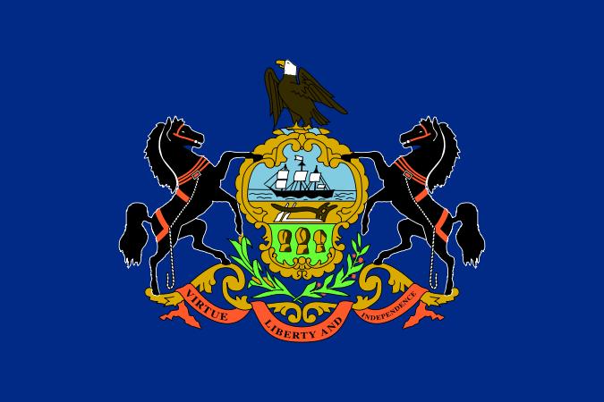 Country data Pennsylvania